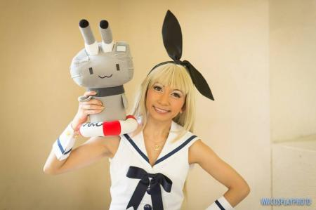 Shimakaze from Kantai Collection ~Kan Colle~ by CherryTeaGirl