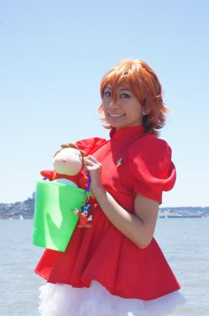 Ponyo from Ponyo on the Cliff by the Sea worn by CherryTeaGirl