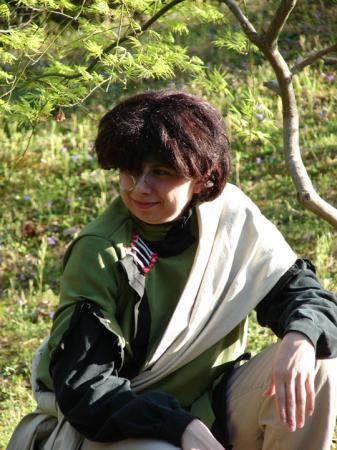 Cho Hakkai from Saiyuki Reload worn by Tohma