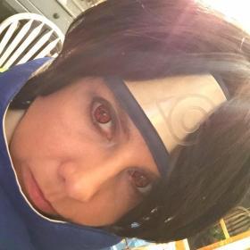 Sasuke Uchiha from Naruto worn by Tohma