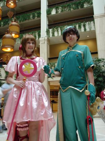 Syaoran Li from Card Captor Sakura worn by Tohma