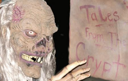 The Cryptkeeper from Tales From the Crypt worn by Tohma
