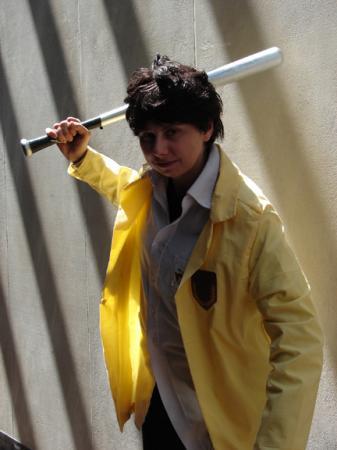 Takeshi Yamamoto from Katekyo Hitman Reborn! worn by Tohma