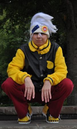 Soul Eater from Soul Eater worn by Tohma