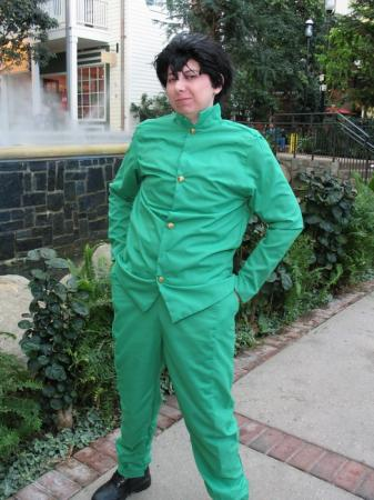 Yusuke Urameshi from Yu Yu Hakusho worn by Tohma