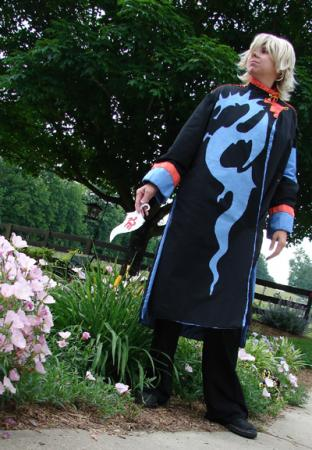 Fai D. Flowright / Yuui from Tsubasa: Reservoir Chronicle worn by Tohma