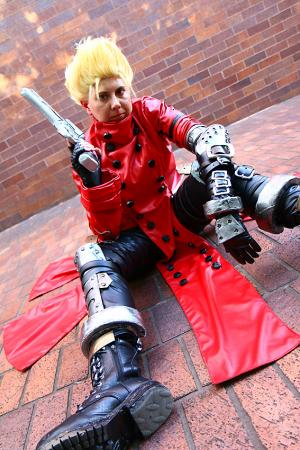 Vash the Stampede from Trigun worn by Tohma