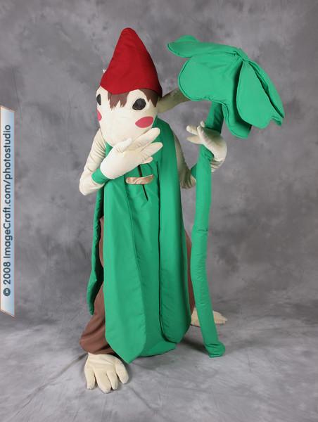 Forest Picori/Minish (Legend of Zelda: The Minish Cap) by