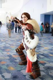 Valka from How to Train Your Dragon 2 worn by Onyx