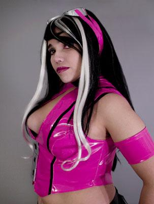 Kim from Venture Bros. worn by Adrienne Orpheus