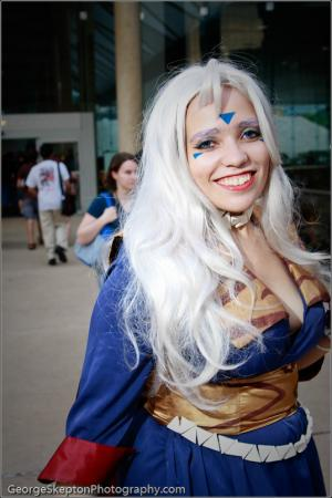 Urd from Ah My Goddess worn by Adrienne Orpheus