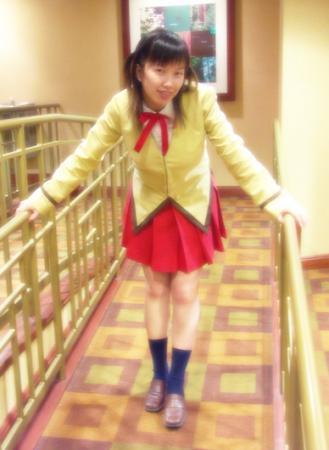 Tenma Tsukamoto from School Rumble
