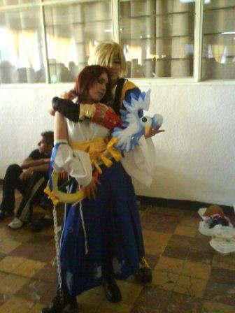 Tidus from Final Fantasy X
