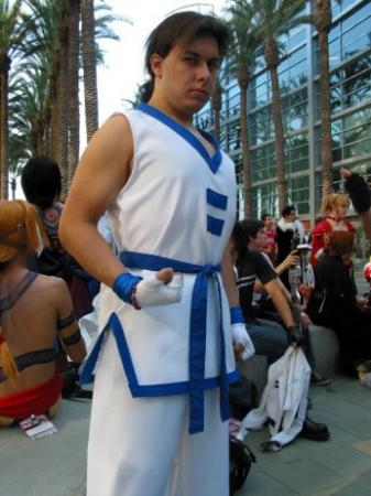 Kim Kap Hwan from King of Fighters 1994 worn by DK Squall