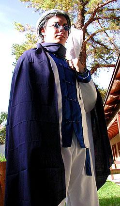 Enishi Yukishiro from Rurouni Kenshin
