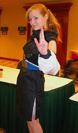 Ino Yamanaka from Naruto worn by Lizzie