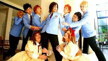 Haruhi Fujioka from Ouran High School Host Club worn by katnap