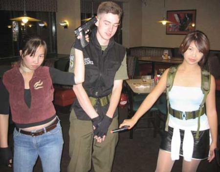 Jill Valentine from Resident Evil 3: Nemesis worn by katnap