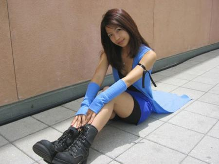 Rinoa Heartilly from Final Fantasy VIII worn by katnap