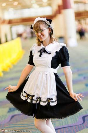 BodyLine from Original: Gothic Lolita / EGL / EGA worn by JujuKitten