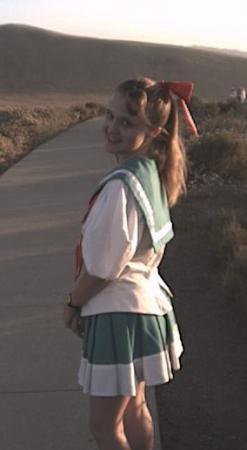 Wakaba Shinohara from Revolutionary Girl Utena