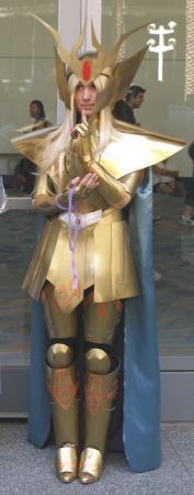 Virgo Shaka from Saint Seiya