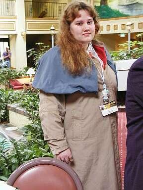 Millie Thompson from Trigun worn by Satalia