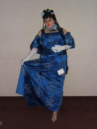 Yukari / Caroline from Paradise Kiss worn by Satalia