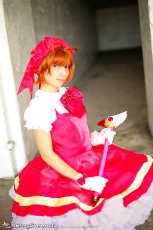 Sakura Kinomoto from Card Captor Sakura (Worn by NiGHTmaren)
