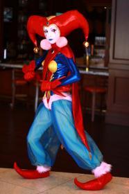 Harlequin from Chrono Cross
