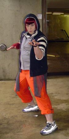 Gakuto Mukahi from Prince of Tennis
