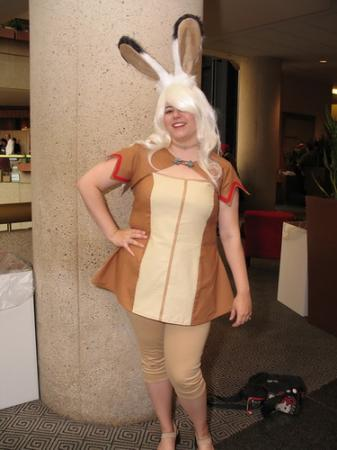 Fran from Final Fantasy XII worn by Lizzy
