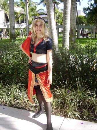 Velvet - Princess of Valentine from Odin Sphere worn by Aleera