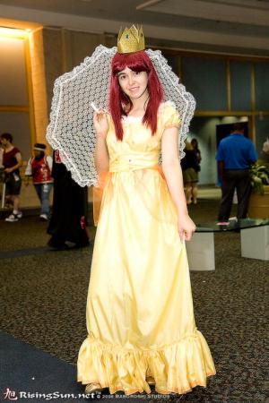 Princess Daisy from Mario Party 8 worn by Aleera