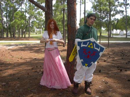 Malon from Legend of Zelda: Ocarina of Time worn by Aleera