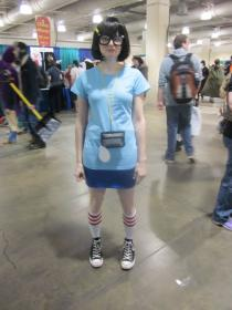 Tina Belcher from Bob's Burgers worn by AkaneSaotome