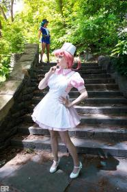 Nurse Joy from Pokemon worn by AkaneSaotome