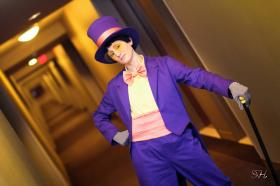 Warden from Superjail! worn by AkaneSaotome