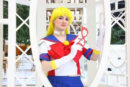 Sailor V from Sailor Moon