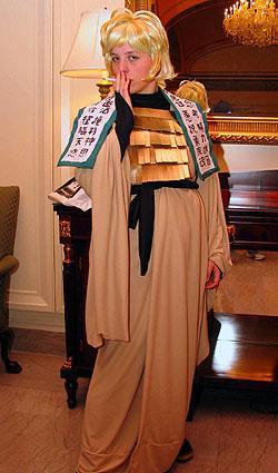 Genjo Sanzo from Saiyuki worn by KillMeSarah