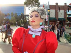 Lady Tremaine from Cinderella worn by Goblin Girl