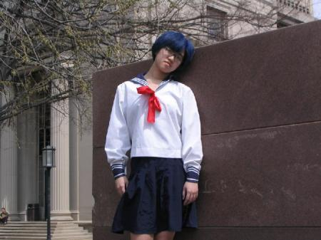 Ami Mizuno from Sailor Moon worn by Kaze no Hoshi