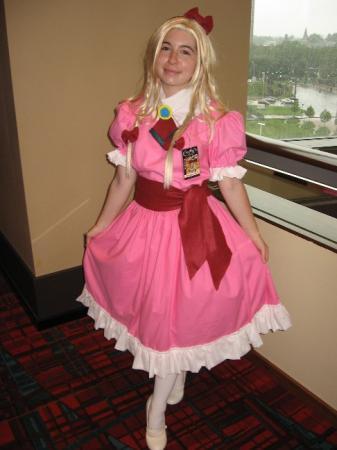 Maria Renard from Castlevania: Rondo of Blood