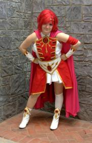Hikaru Shidou from Magic Knight Rayearth worn by BAT