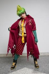 Amaimon from Blue Exorcist worn by BAT
