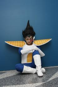 Vegeta from Dragonball Z worn by BAT