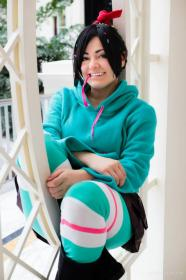 Vanellope Von Schweetz from Wreck-It Ralph worn by BAT