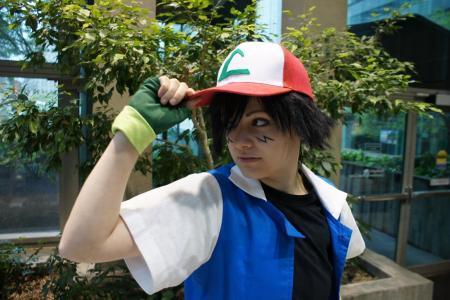 Ash Ketchum / Satoshi from Pokemon worn by BAT