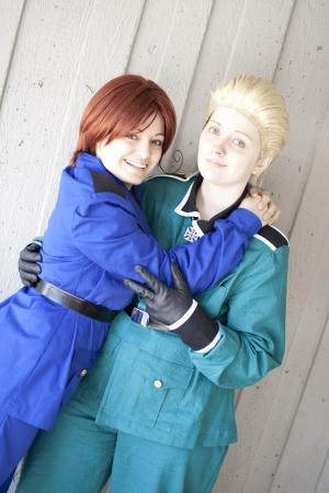 Italy (Veneziano) / Feliciano Vargas from Axis Powers Hetalia