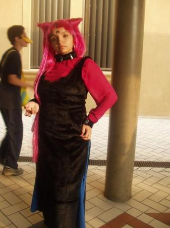 Black Lady from Sailor Moon R worn by Vampira Pan